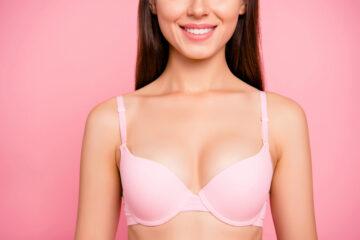 Woman-in-bra